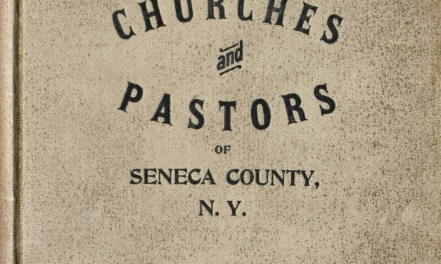 Churches and Pastors of Seneca County New York