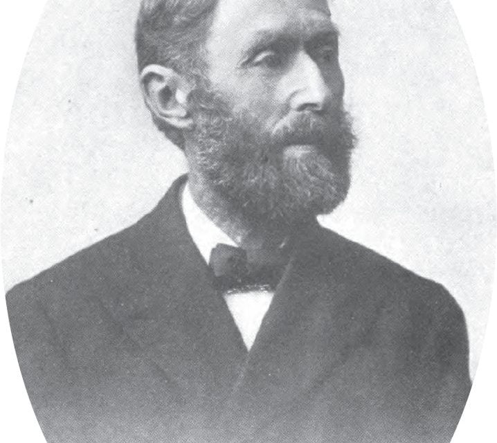 Biographical Sketch of Rev. N. R. Nichols