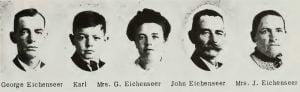 Eichenseer Family