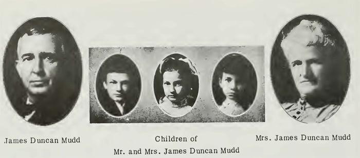 The Mudd Family of Prairie du Rocher Illinois