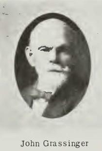 The Grassinger Family of Prairie du Rocher Illinois