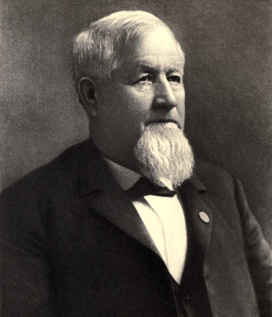 Biography of Gov. John M. Palmer