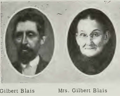 The Blais Family of Prairie du Rocher Illinois