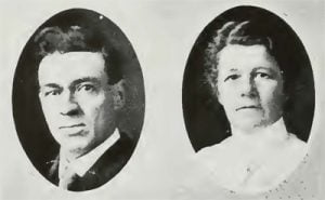 Mr. and Mrs. John P. Ellner
