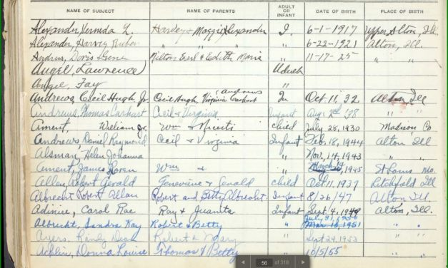 Illinois Methodist Church Records
