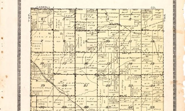 1921 Farmers' Directory of Cameron Iowa