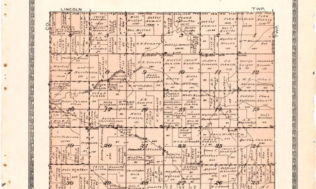 1921 Farmers' Directory of Douglas Iowa