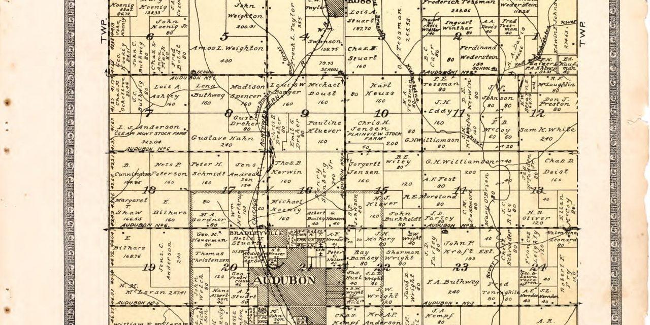 1921 Farmers' Directory of Leroy Iowa