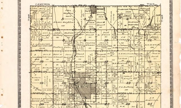 1921 Farmers' Directory of Leroy Iowa