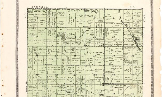 1921 Farmers' Directory of Lincoln Township