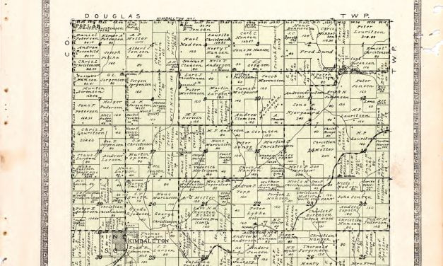 1921 Farmers' Directory of Sharon Township
