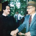 Wallace Ford Martin at Emory graduation 1984