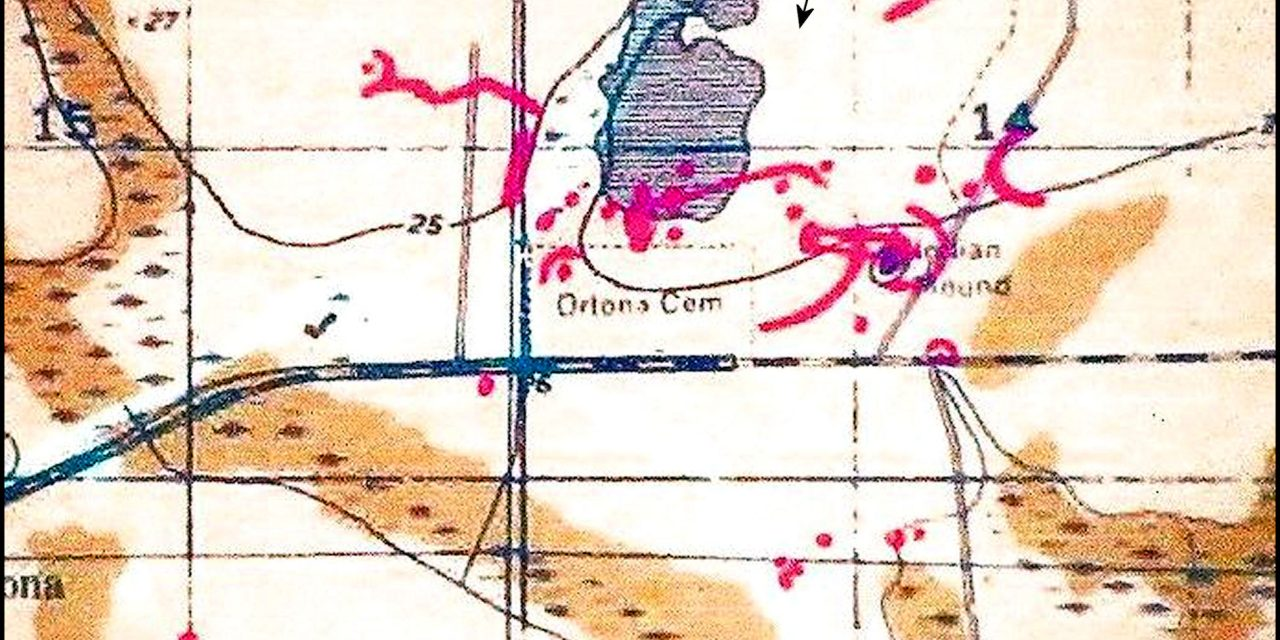 The Urban Development Pattern of Ortona Archaeology Site