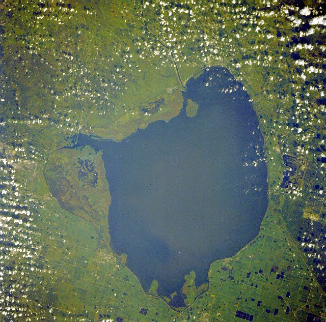Lake Okeechobee Geology