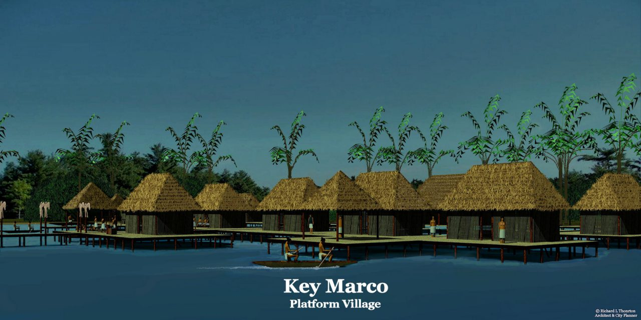 Muspa Culture, Key Marco and other Platform Villages