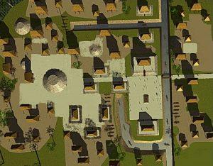 Guacata Town Plan