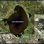 Satellite image of South Florida