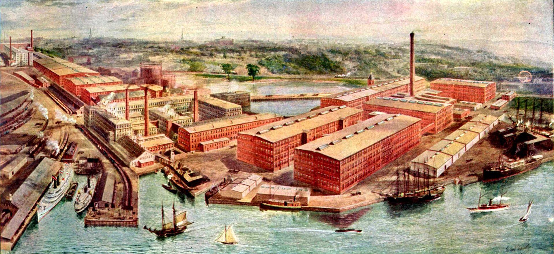 American Printing Company 1910 Illustration
