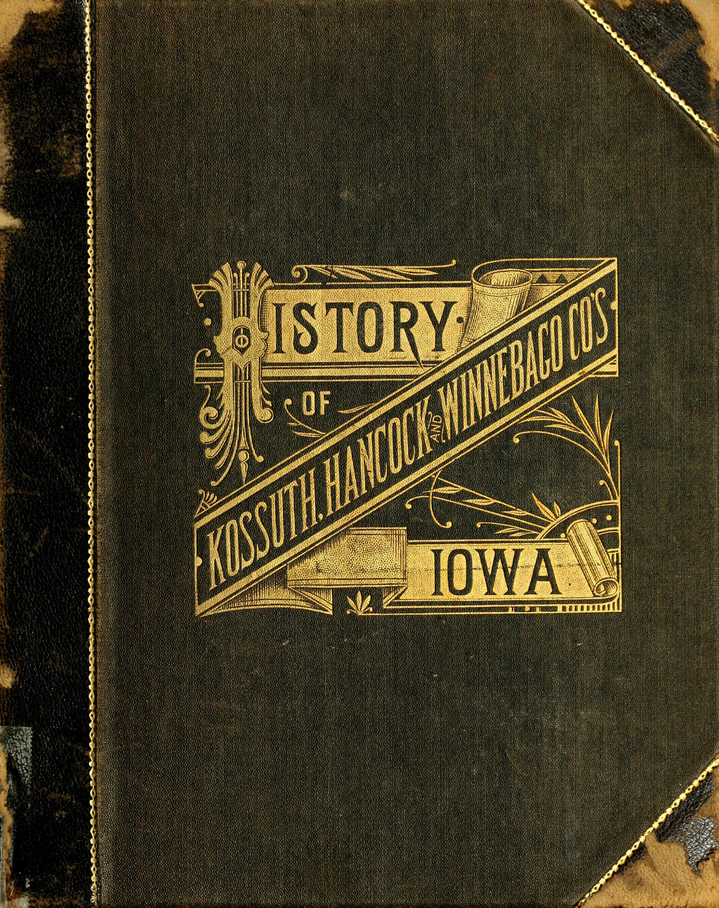 History of Kossuth, Hancock, and Winnebago counties, Iowa