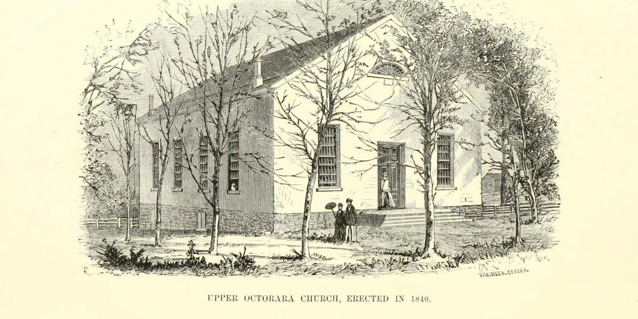 Upper Otorara Presbyterian Church Records, Chester County PA