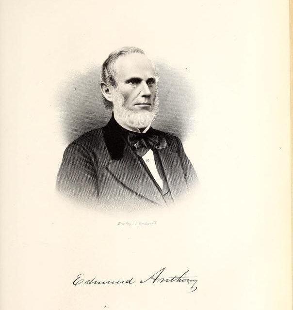 Anthony Family of Bristol County Massachusetts