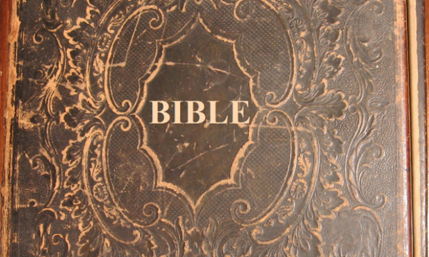 Kephart – Walker Family Bible