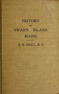 History of Swan's Island