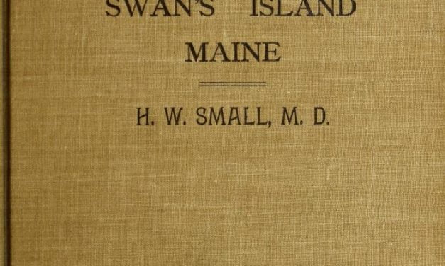 A History of Swan's Island, Maine