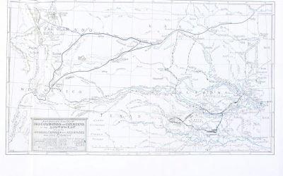 Early Explorations of Louisiana Territory