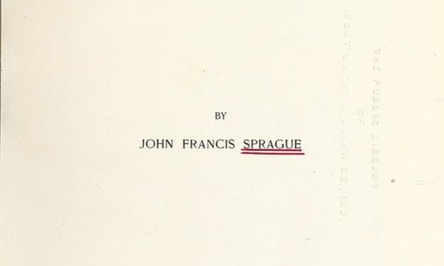Piscataquis County Maine Biography and Fragments