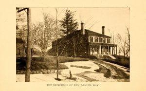Residence of Rev. Samuel May