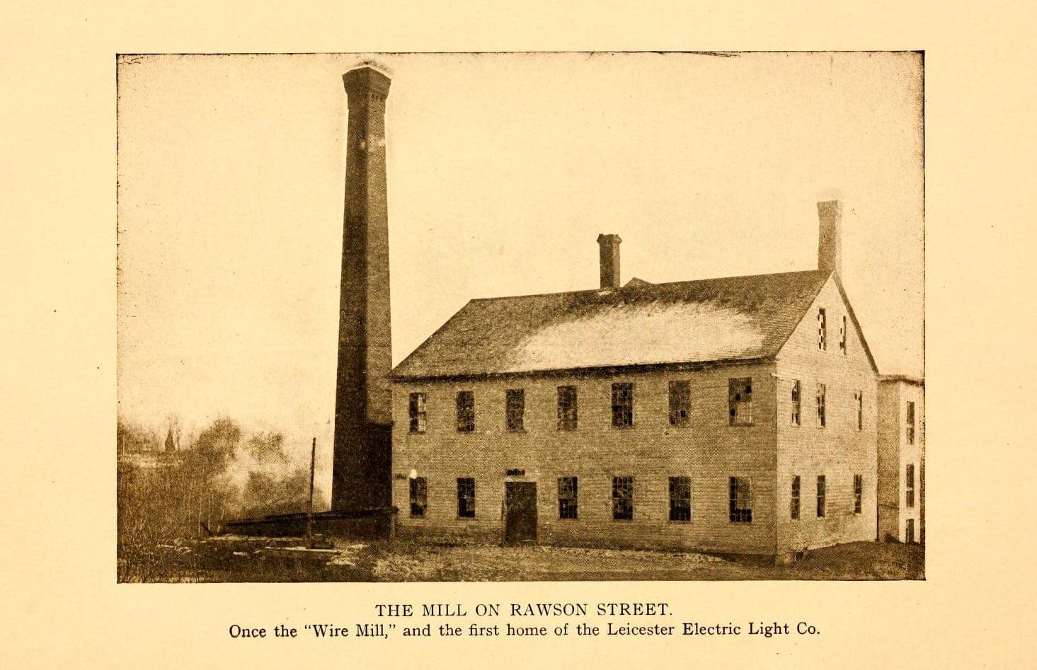 The Mill on Rawson Street
