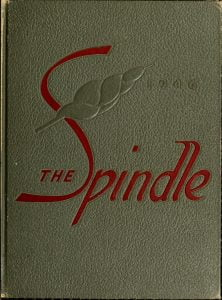 1946 The Spindle Yearbook