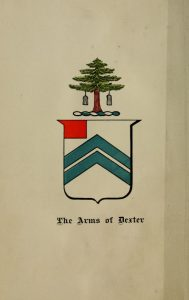 Arms of Dexter