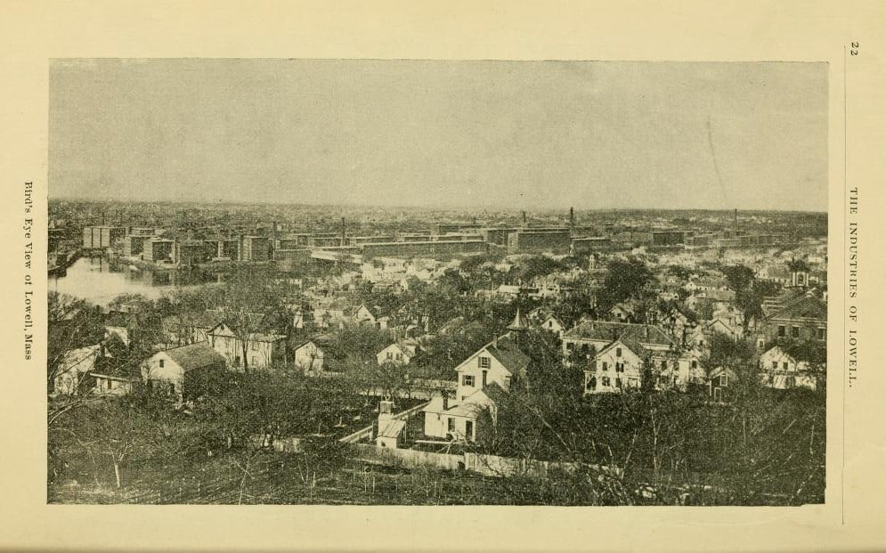 Gallery of Lowell Massachusetts