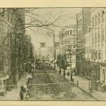 Central Street in Lowell Massachusetts