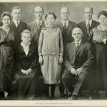 Charles H. Simmons and Family