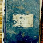 Clayhill Church Register Cover