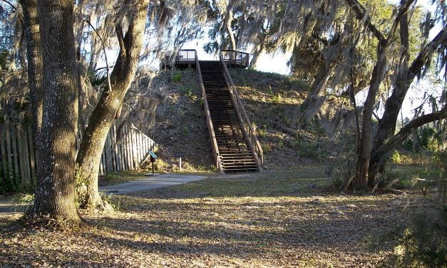 Crystal River Archaeological Zone – Citrus County, Florida