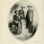 Dick Bean, Emmet James, Asa Remsberg