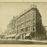 Fiske Building in Lowell Massachusetts