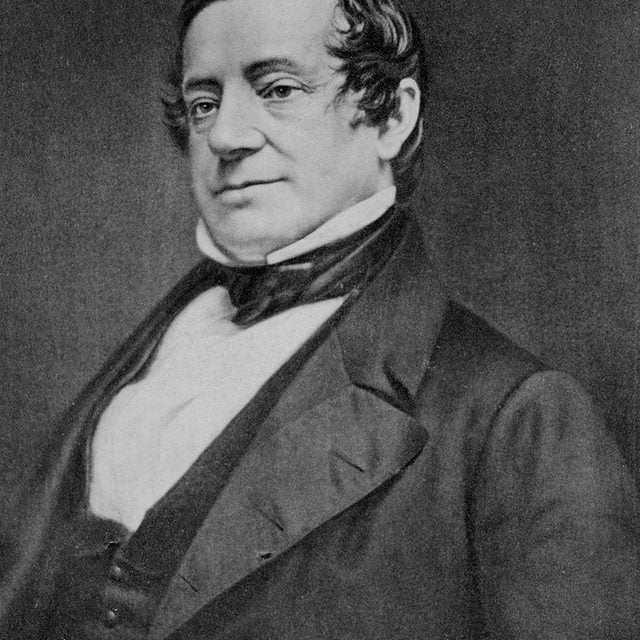 Washington Irving at Fort Gibson, 1832
