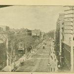 Merrimack Street in Lowell Massachusetts