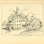 Proposed Highland Club House in Lowell Massachusetts