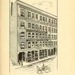 Talbot Building, Middle Street, Lowell Massachusetts