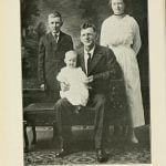 William Barkhoff and Family