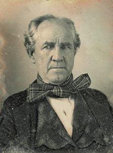 Sam Houston in 1850