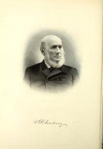 Alexander Seabury