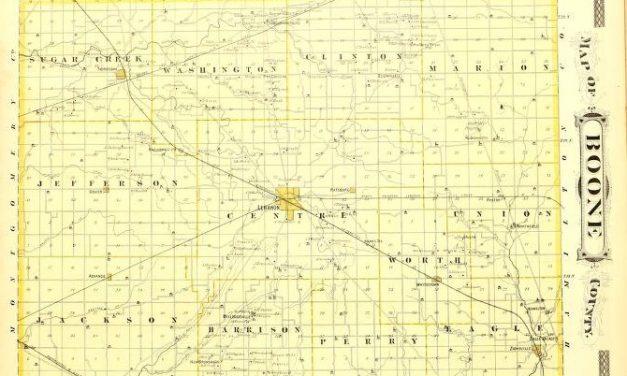 Boone County Indiana Genealogy