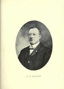 A. R. Mollette